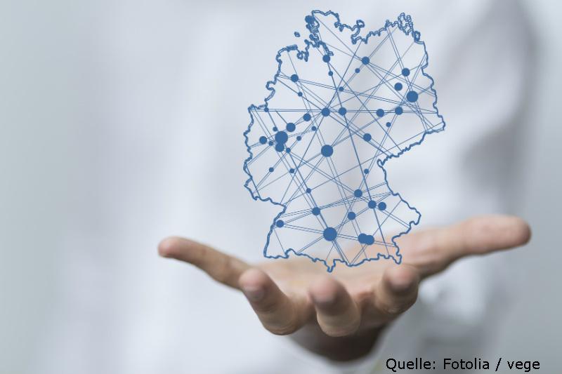 Der MSCI Germany ETF bietet Zugang zu den 60 größten deutschen Unternehmen.