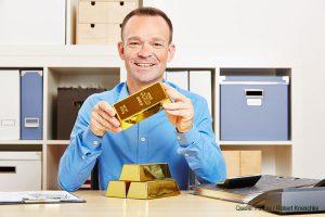 Privatanleger investieren verstärkt in Gold