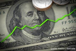 Mit einem ETF auf den S&P 500 in US-Aktien investieren.