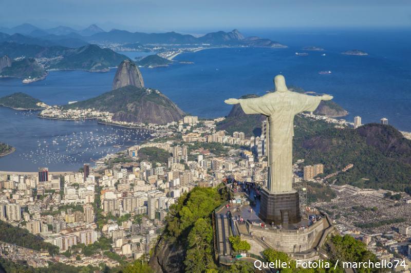 Mit einem Brasilien-ETF am Aufschwung partizipieren