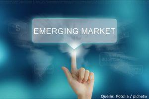 Mit einem Dividenden-ETF an Emerging Markets profitieren.