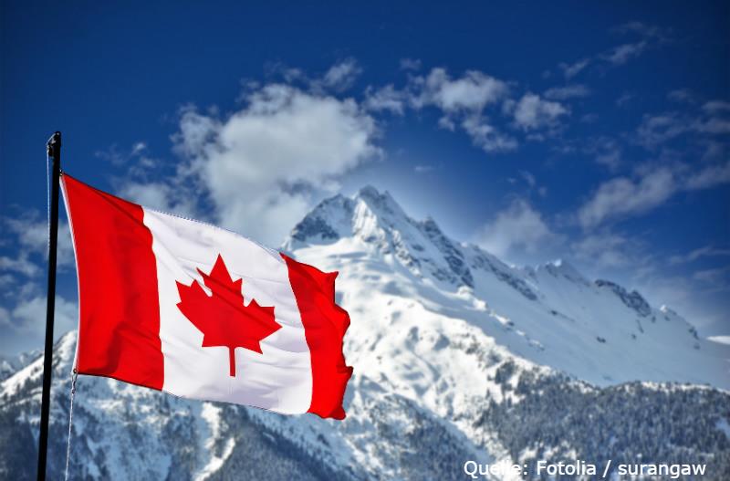 Mit dem MSCI Canada an Dividenden der Finanzunternehmen partizipieren.