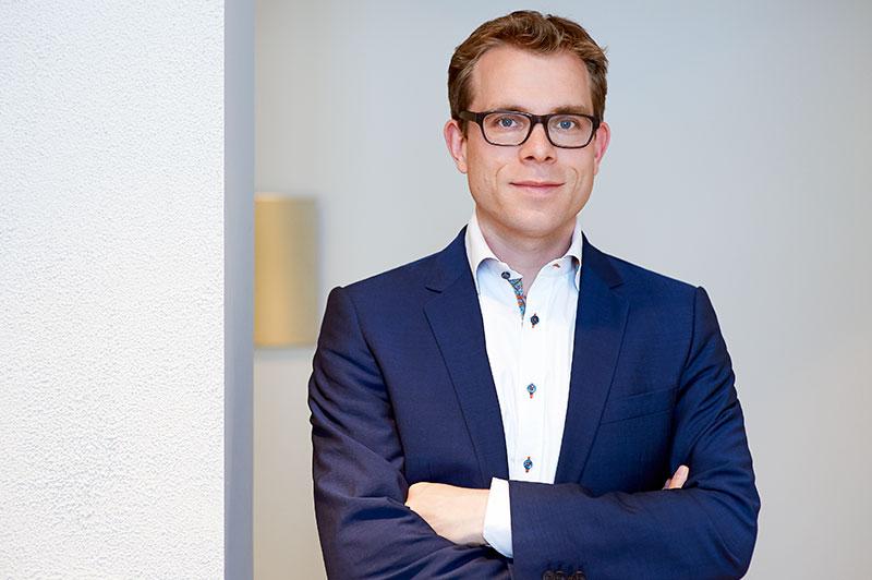 Jonas Marggraf, Easyfolio GmbH