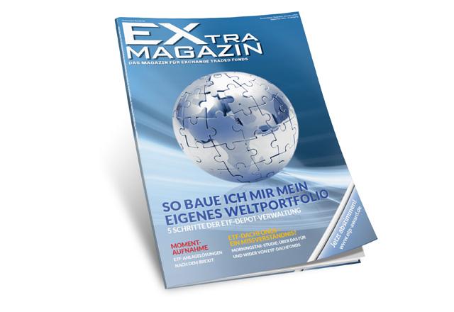 EXtra-Magazin - Wie baue ich ein Weltportfolio?