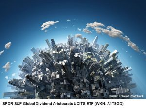 SPDR S&P Global Dividend Aristocrats UCITS ETF