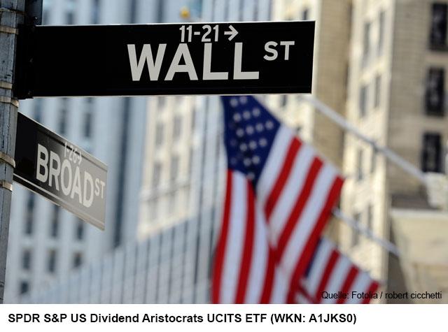 SPDR S&P Euro Dividend Aristocrats UCITS ETF