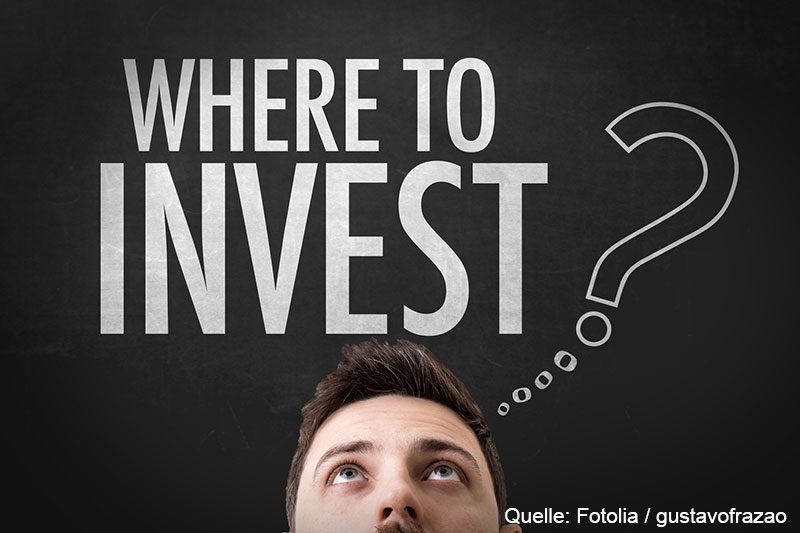 Wie in ETFs investieren?