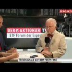 ETF-Dachfonds von Trends profitieren.