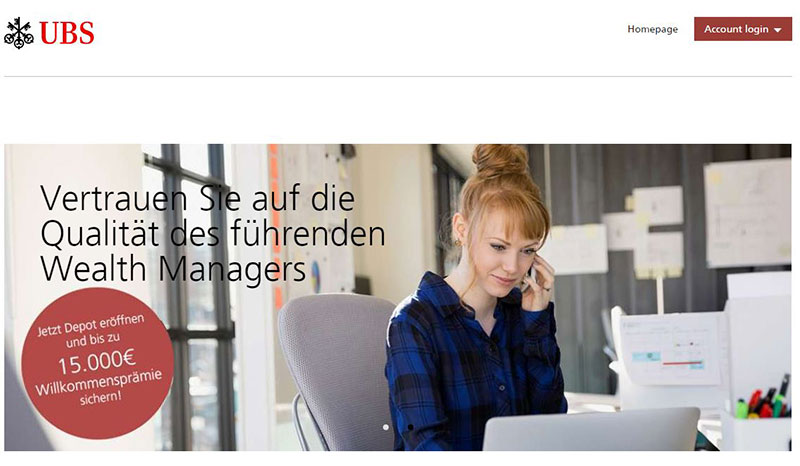 UBS Manage [Access]