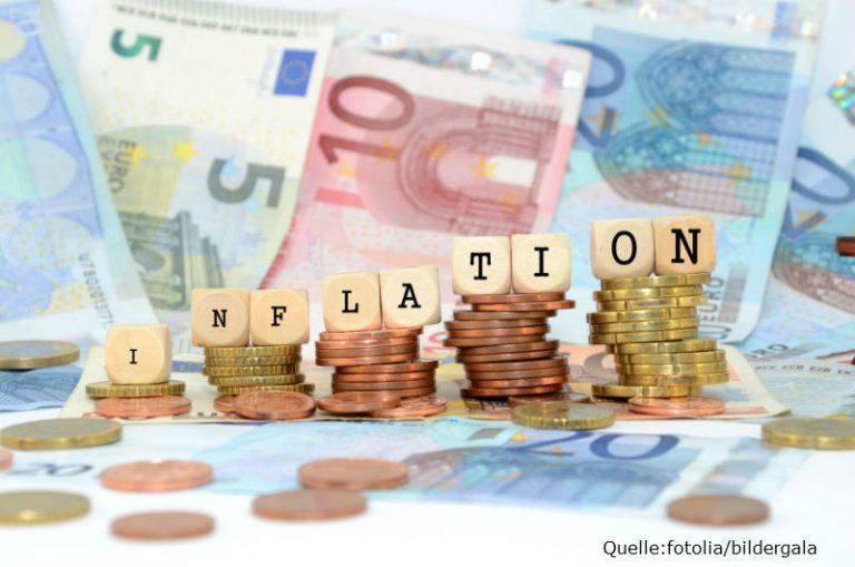 Inflationsschutz-ETF- Steigende Preise- Kein Problem