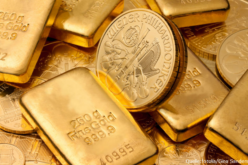 Gold-ETC- Nervosität nach US-Wahl nutzen