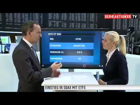 SDAX-ETF: Kleine Titel ganz, ganz groß