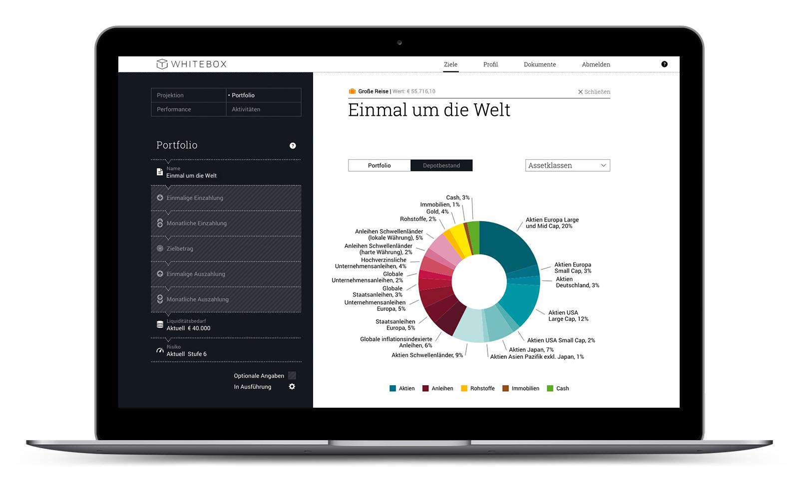 Whitebox: Online-Vermögensverwalter verpasst sich ein Facelift