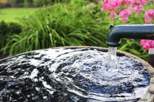 Wasser-ETF: Lebenselexier wird zum kostbaren Gut