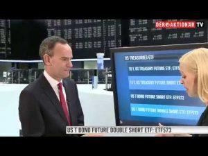 Steigende Zinsen in den USA: Jetzt in Short-ETFs investieren?