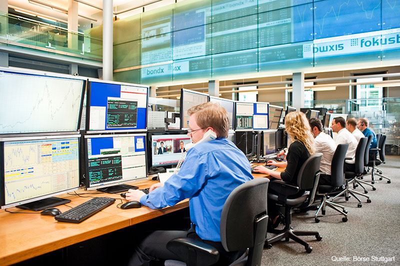 Volle Kontrolle: So funktioniert der börsliche Soforthandel