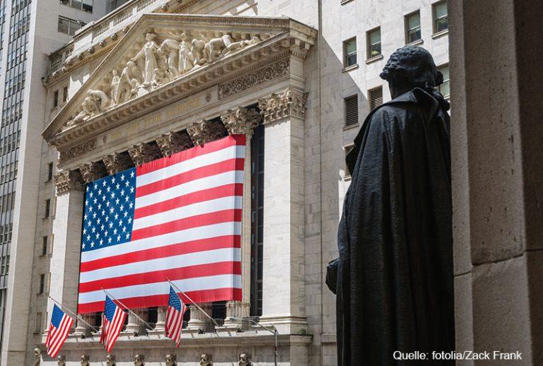 US-Börse-Federal-Reserve