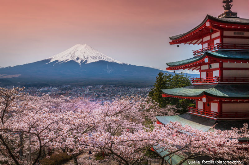 Japan-ETF: Ein Hort der Stabilität in diesen Zeiten