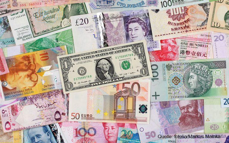 Währungs-ETFs: Ein lohnender Markt für Anleger
