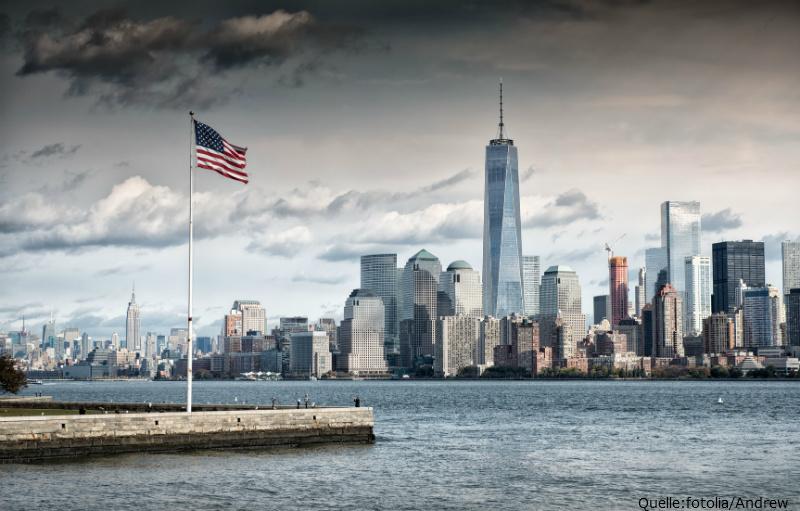 US-Industrie: Sonniger Ausblick für ETFs