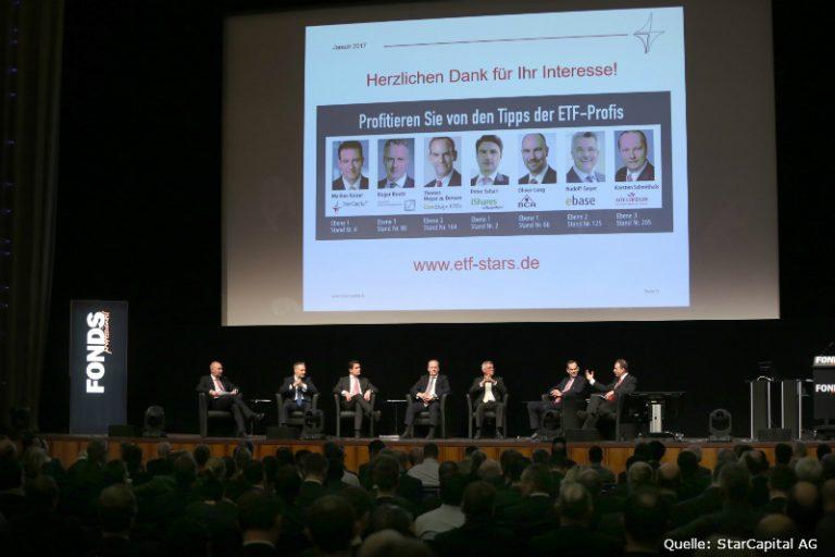Star-Capital ETF-Panel: ETF-Vertrieb vor neuen Herausforderungen