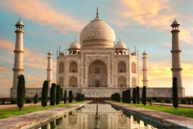 Indien stellt Weichen für positive Zukunft
