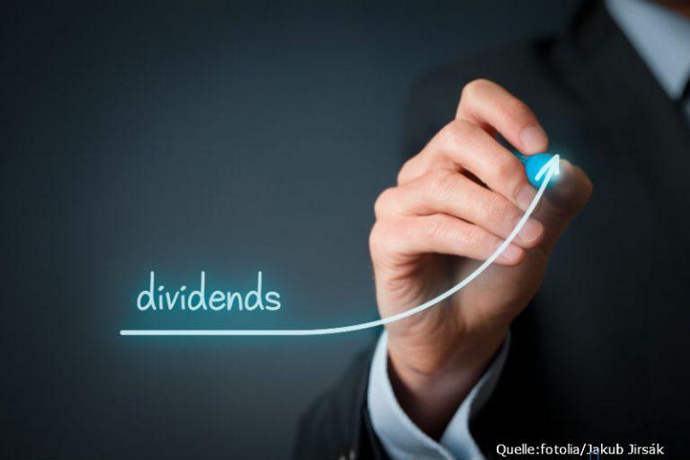 Dividenden-ETF: Erträge erhalten die Kaufkraft