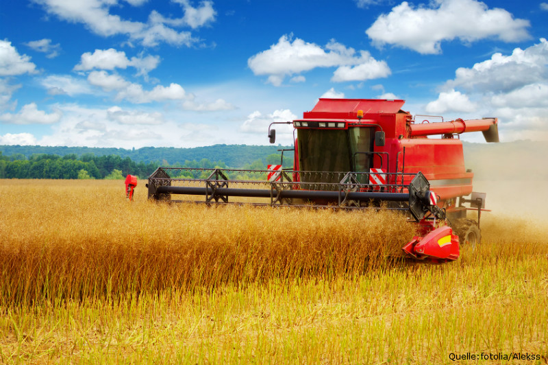 Agrar-ETF: Rendite vom Feld | EXtra-Magazin