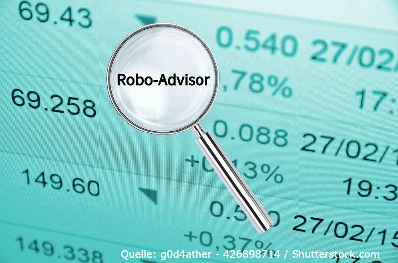Robo Advisor ersetzen den menschlichen Anlageberater