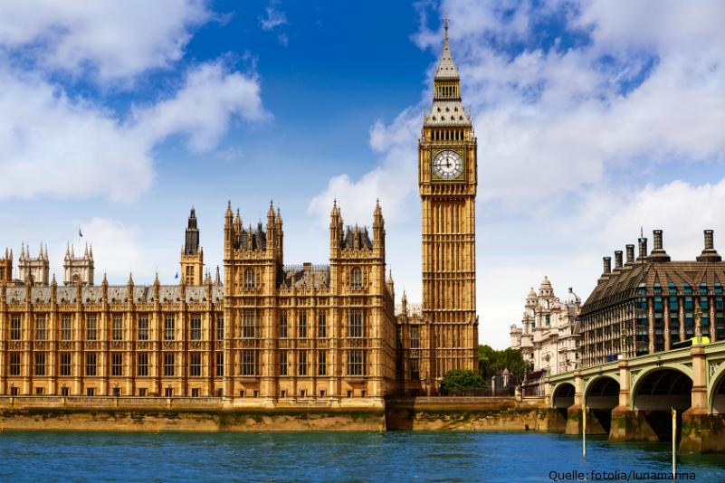 Großbritannien trotz Brexit einen Blick wert