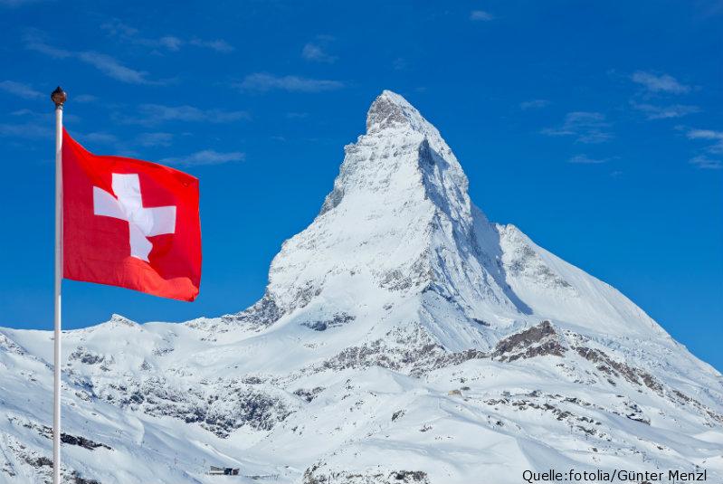 Schweizer Aktien: Einbahnstraße nach oben?