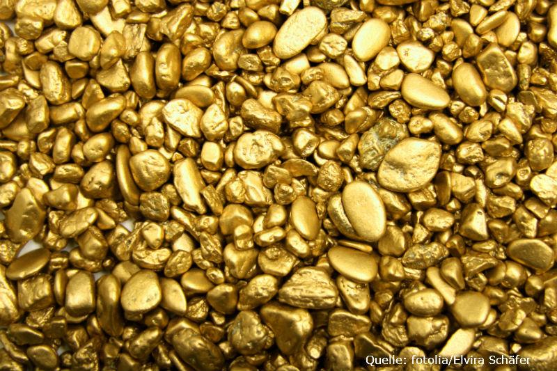 Goldminenaktien: Schon 30 Prozent Plus seit Jahresbeginn