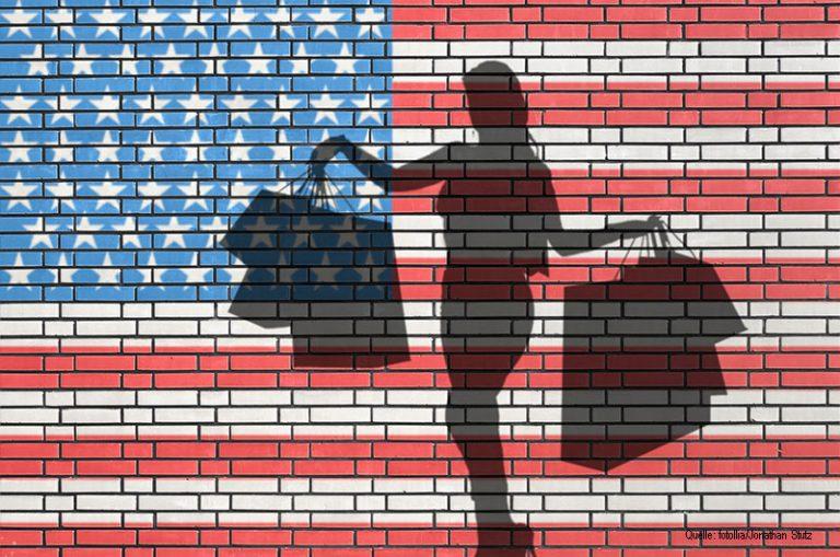 USA-Konsumgüter