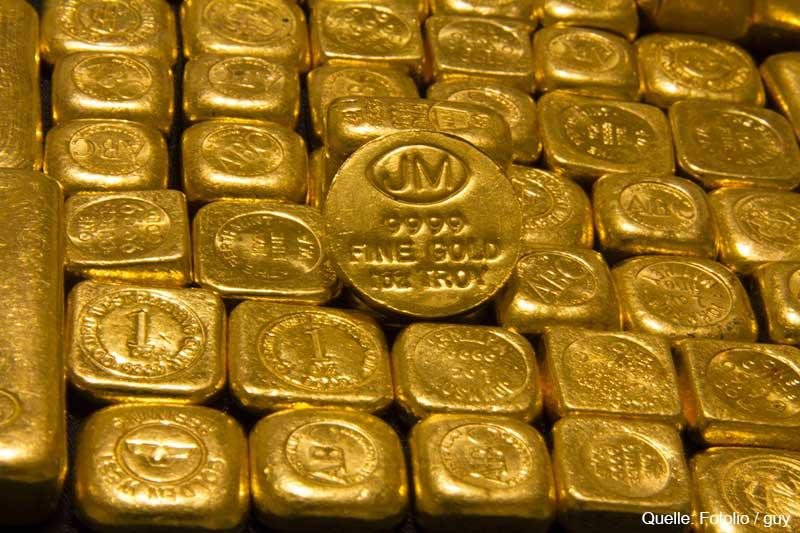Jetzt bei Gold-Aktien einsteigen?