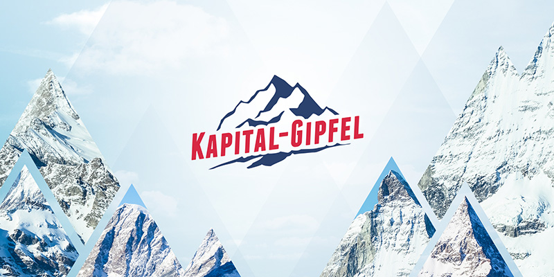 Spannende Referenten am Kapital-Gipfel 2018