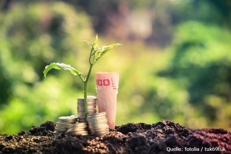 finvesto punktet mit nachhaltigen Investmentfonds