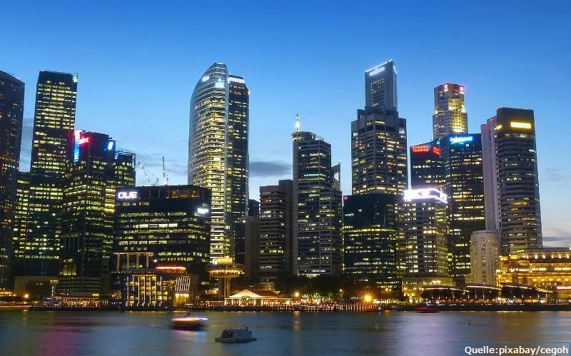 Singapur: Das Tor nach Asien
