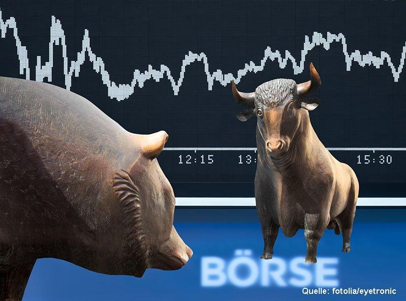 DAB Profi-Börsentrend: Zahl der Börsenpessimisten steigt