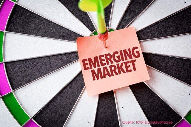 Ein ETF mit Emerging Markets-Bonds ist lukrativ