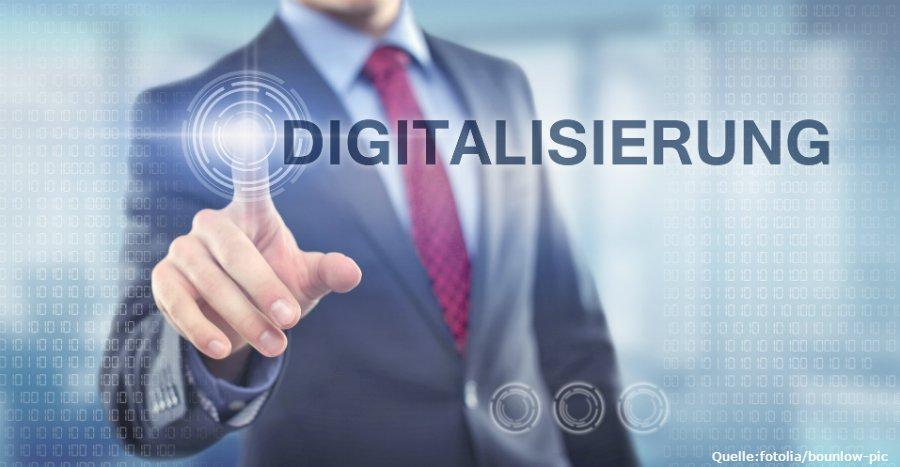Digitalisierung: Smarte Anleger steigen ein