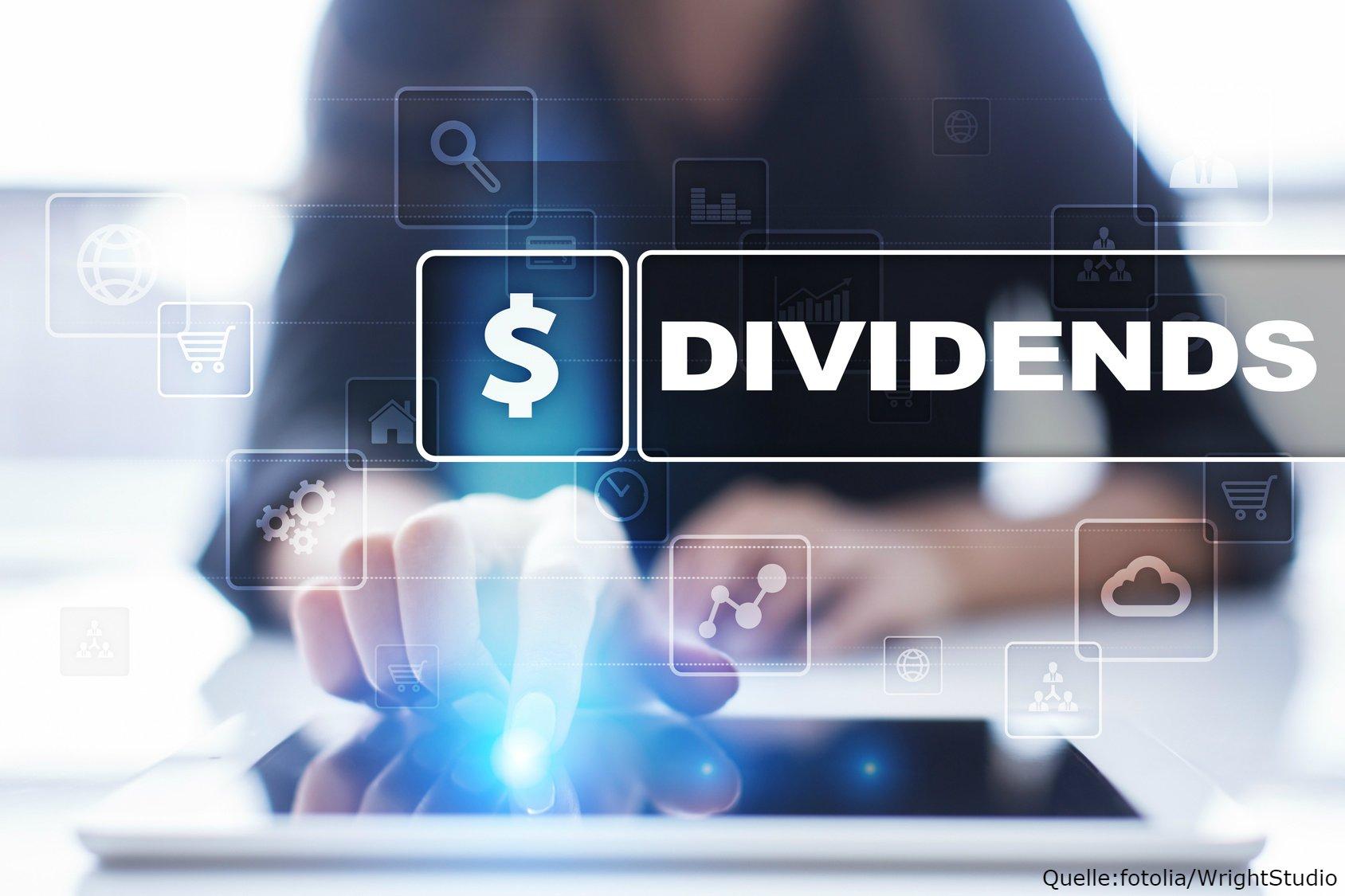 Steigende Zinsen – Finger weg von Dividendenaktien?