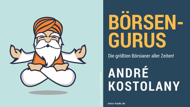 André Kostolany – Der Börsenphilosoph