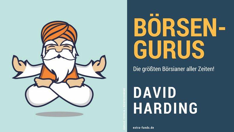 David Harding – Der quantitative Investor