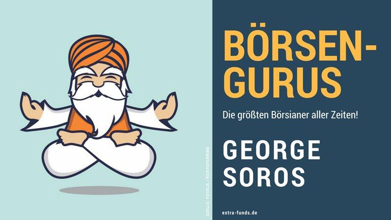 George Soros – Der Währungsspekulant