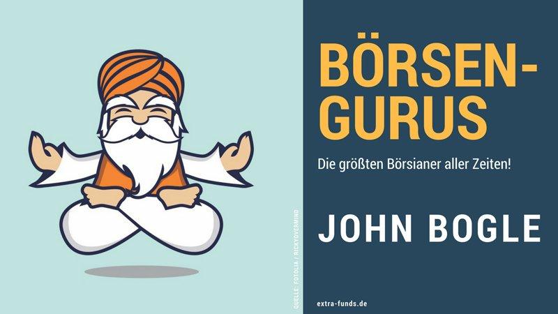 John Bogle – Der Indexfonds-Pionier