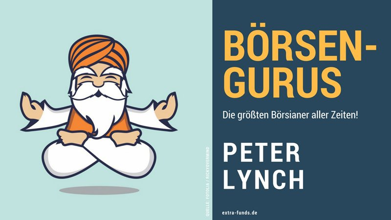 Peter Lynch – Vom Golfjungen zum Millionär