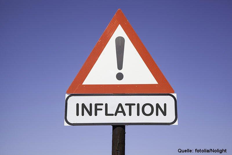 Inflation könnte wieder Thema werden