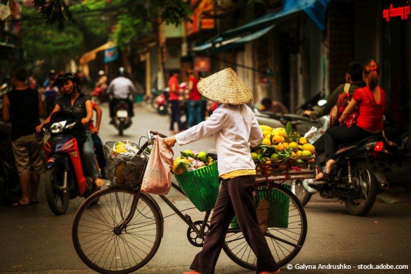 Vietnam ist in aller Munde