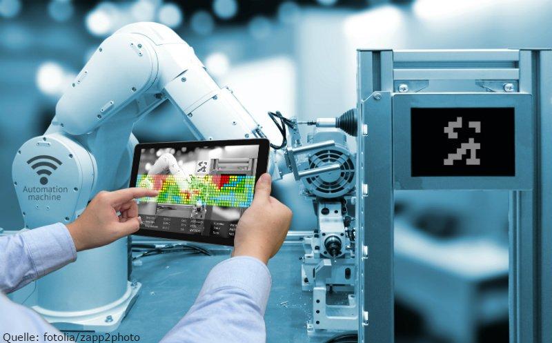 Robotik-ETF: Automatisierte Rendite
