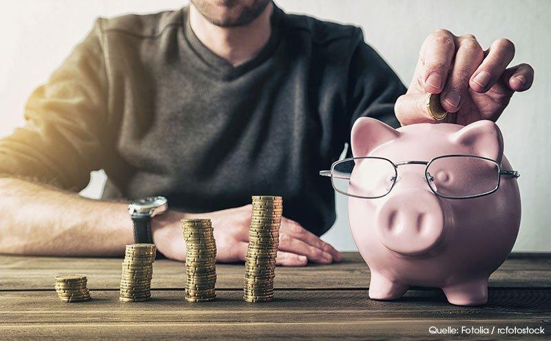 Mit dem Sparplan zum Erfolg